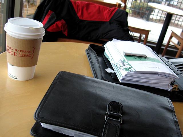 Starbucks in 2004 driving for global dominance