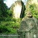 Laughing Buddha Statue At Wuyishan