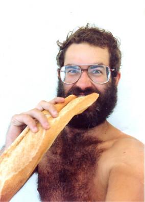 Resultado de imagen para eating bread