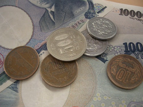 Japanese money | by agutxi