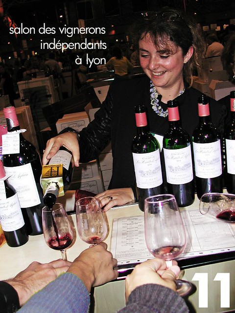 11 salon des vignerons ind pendants lyon guillaume - Salon des vignerons independants lyon ...