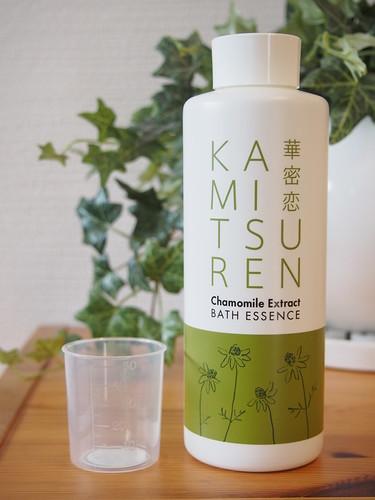 華密恋(カミツレン)の入浴剤 口コミ2