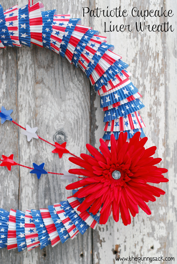 Fourth-of-July-Wreath