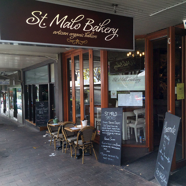 St Malo Bakery