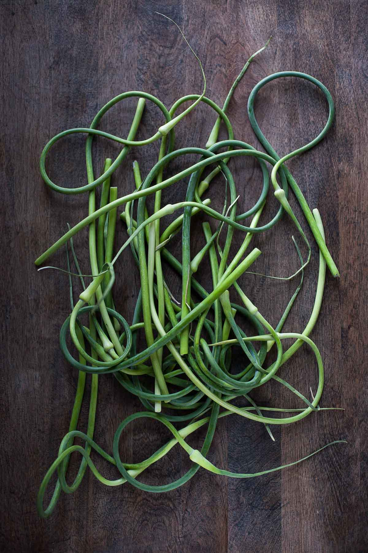 garlic scapes v3