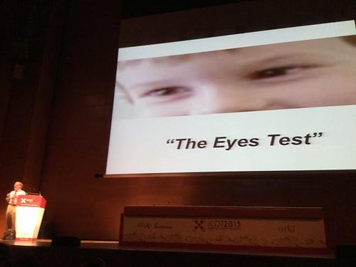 The Eyes Test, mejor que #PISA