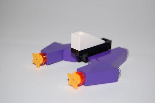 Microscale Spaceship