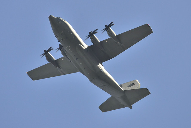 ZH884 Hercules C.5 (Ascot 119)