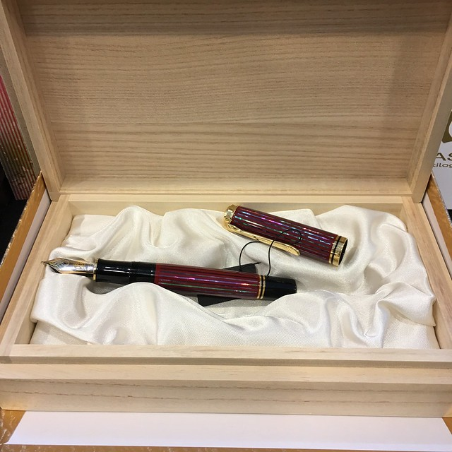 Madrid Pen Show 2016 Close Ups! @Iguana_Sell 17