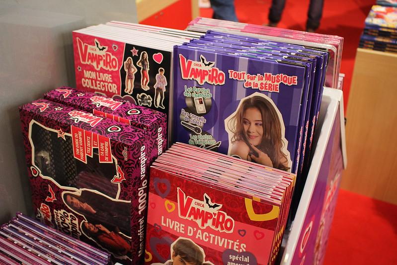 Chica Vampiro - Salon du Livre et de la Presse Jeunesse de Montreuil