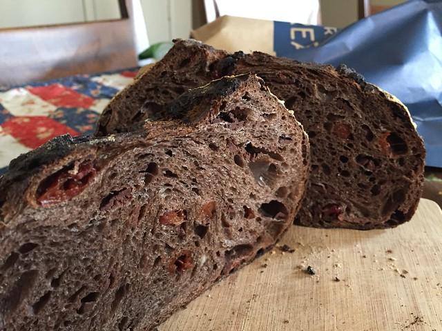 Chocolate Cherry Bread