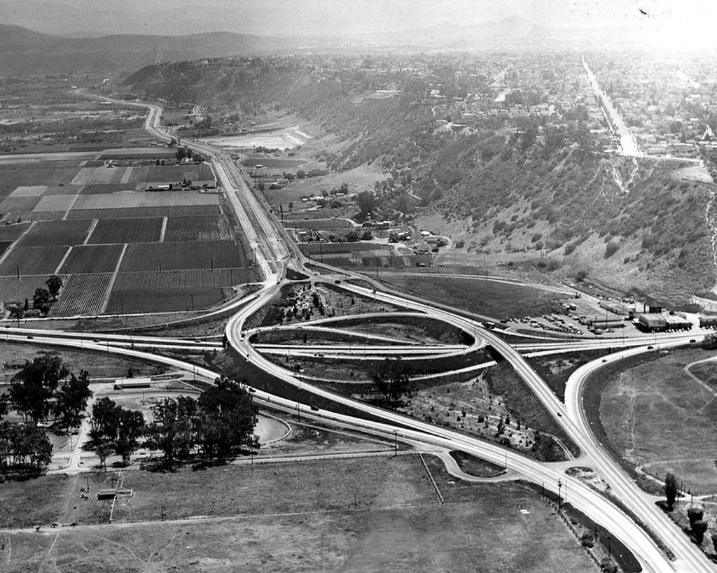 mission valley 1953 archival