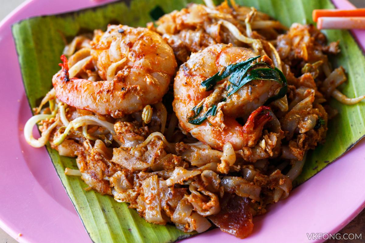 Big Prawn Char Koay Teow Penang