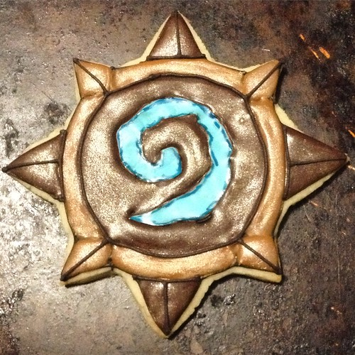Hearthstone Cookies