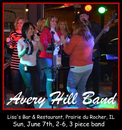 Avery Hill Band 6-7-15