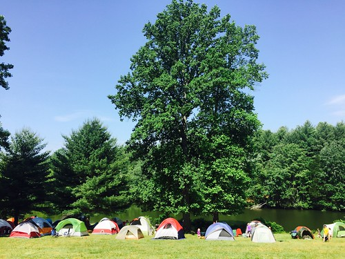 Cub Scouts Camping - 2015