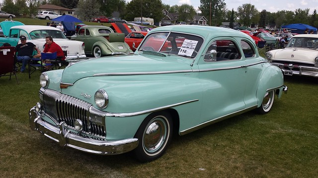 1947 DeSoto Club Coupe