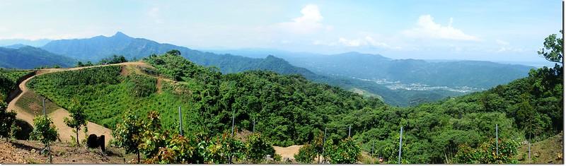 鷂婆山頂展望 3