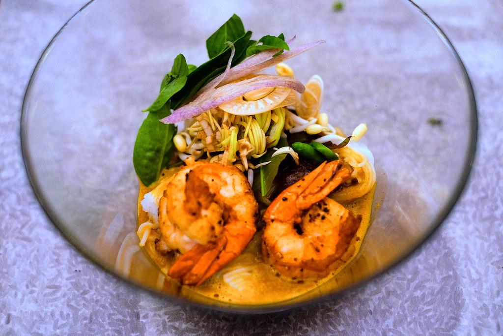 Cuisine Wat Damnak