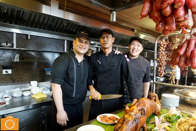 Luzviminda F1 Hotel chefs