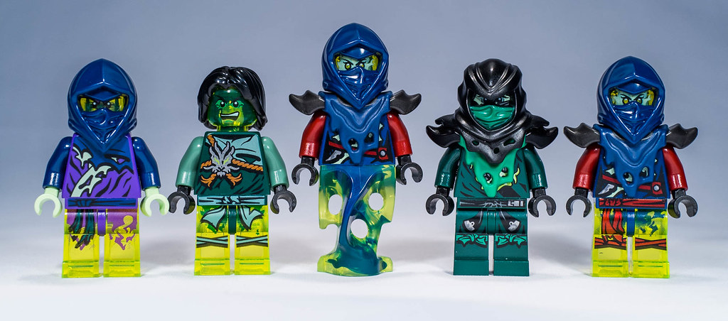 Lego Ninjago Minifigures from June 2015 sets | Some of the ...