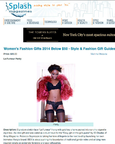 splash-magazines-bex-nyc-full | by USA Apparel Group