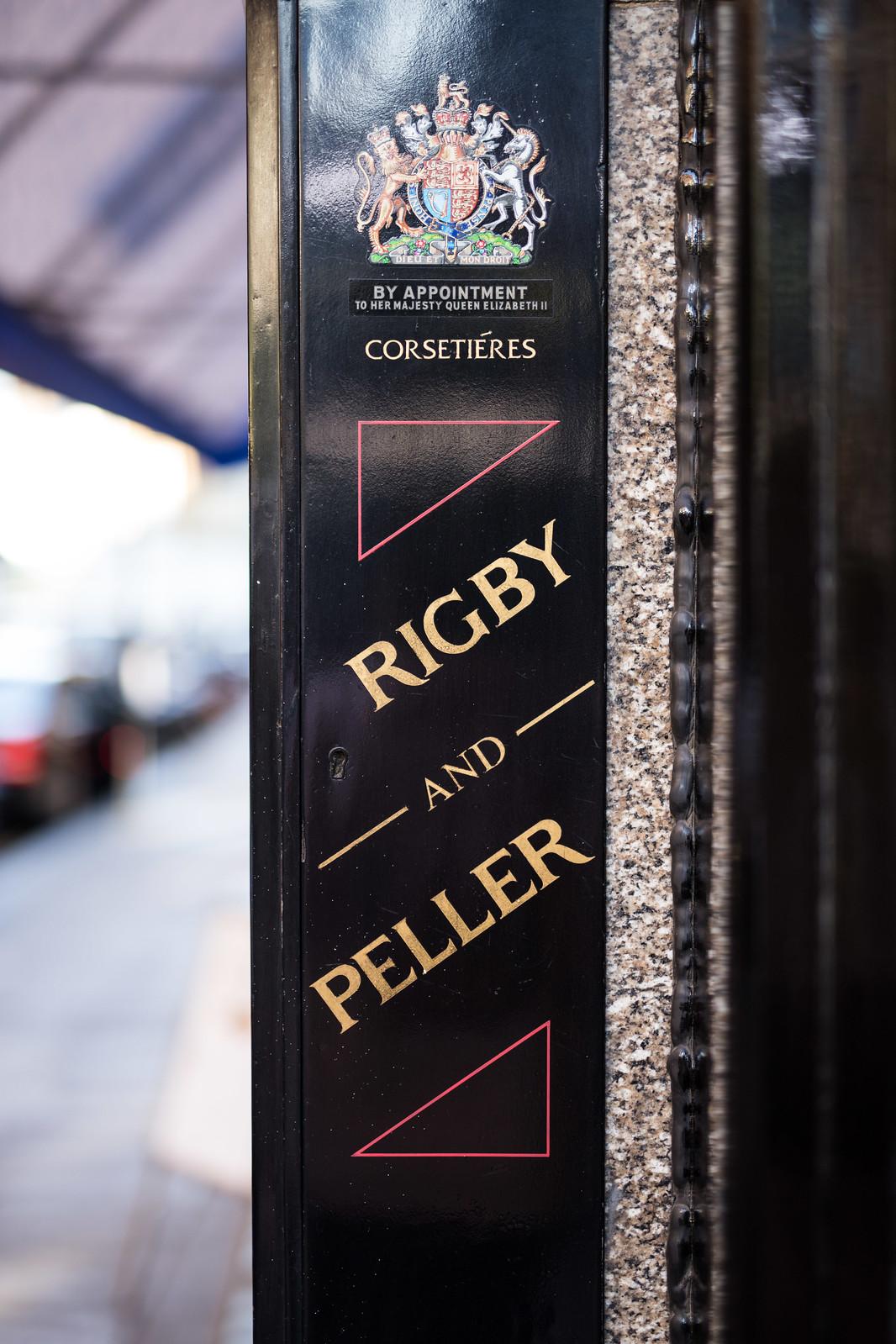 Rigby & Peller, Knightsbridge