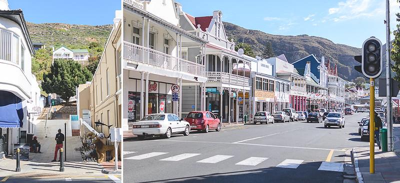 Simonstown street