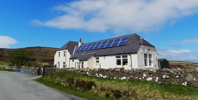 Knockbreck Primary School Waternish Isle Of Skye June