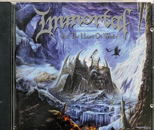 IMMORTAL AT THE HEART OF WINTER (CD) | by vinylmeister