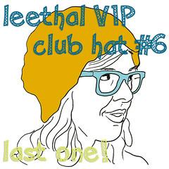 leethal VIP club hat #6