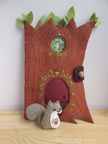 Squirrel's Happy Tree Home