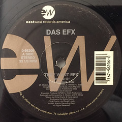 DAS EFX:THEY WANT EFX(LABEL SIDE-A)