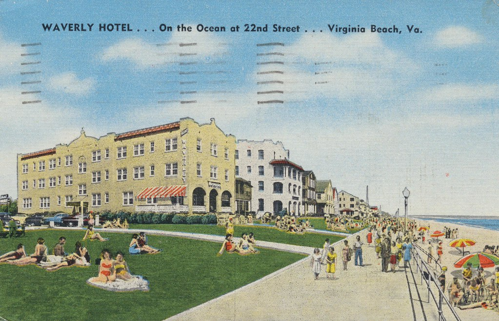 Waverly Hotel - Virginia Beach, Virginia