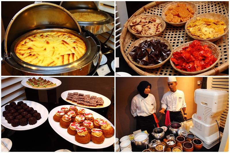 Malay Desserts Cakes