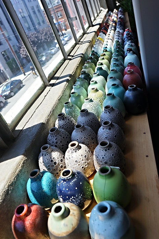 Heath Ceramics Factory Tour
