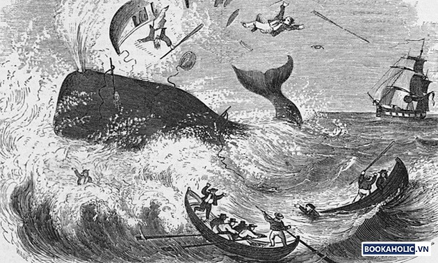 The whale - Moby Dick - Herman Melville