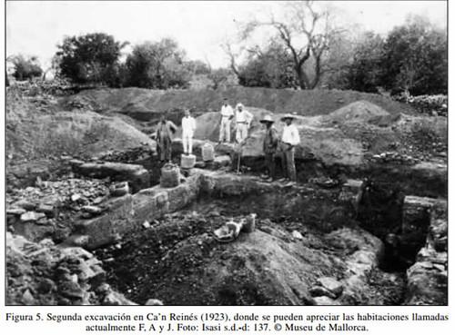 Pollentia_excavaciones