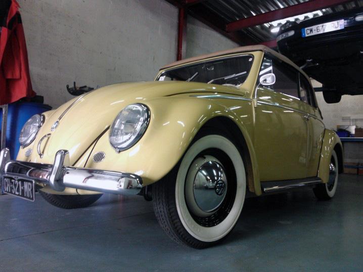 1952 Cabriolet
