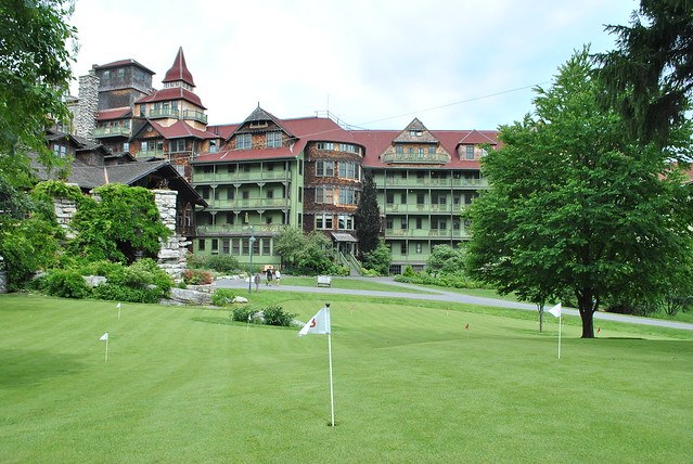 Mohonk_MountainHouse Putt