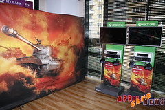 Презентация World of Tanks для XBOX ONE