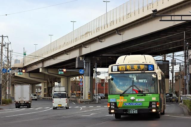 2017/01/13 東京都交通局 M123