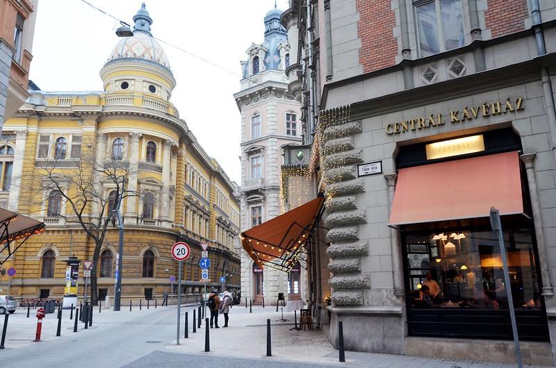 Central Cafe Budapest
