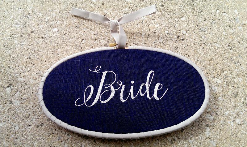 Bride hoop