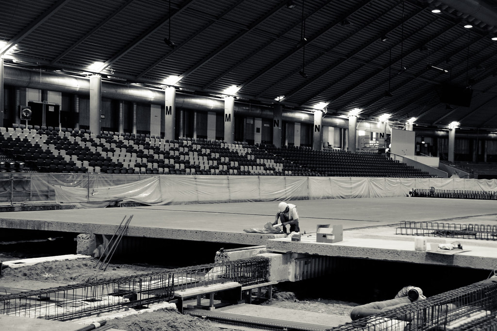 Thialf 13 juni 2015 Under construction-7606