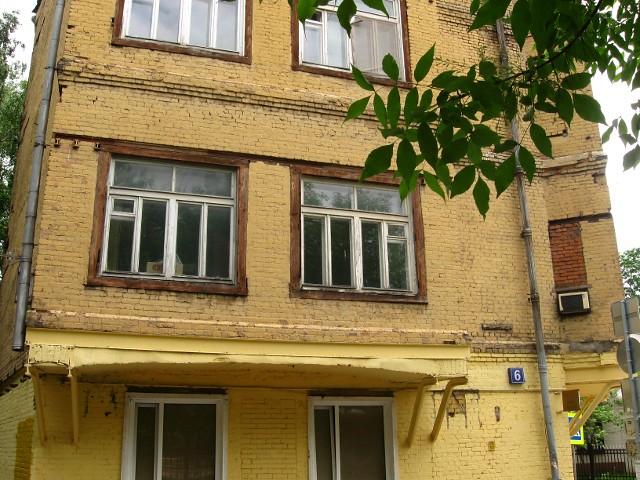 Дом киевского мещанина С.В. Биммана (1912)