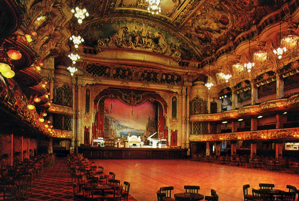 blackpool tower ballroom wallpapers - photo #8