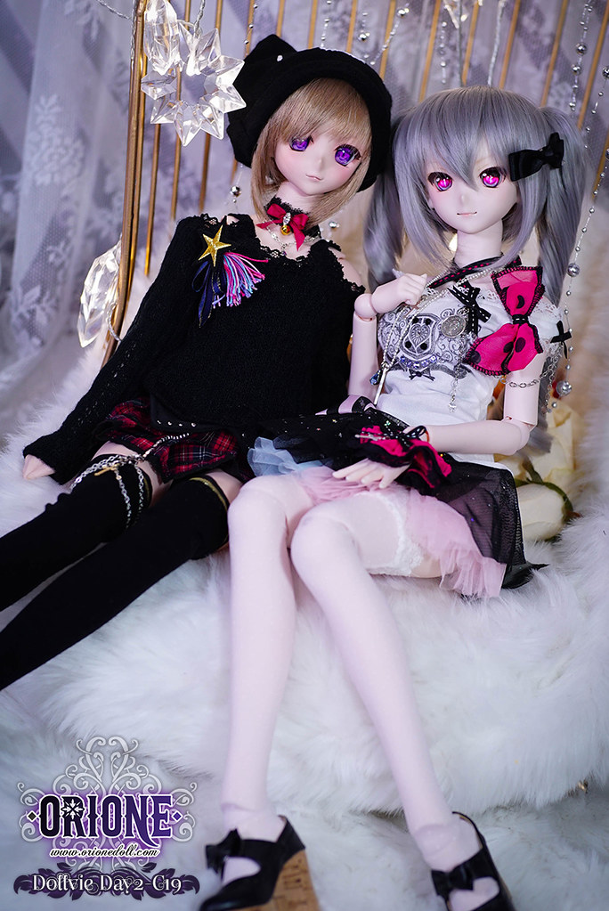 Dollfie Dream Outfit set for HKDV