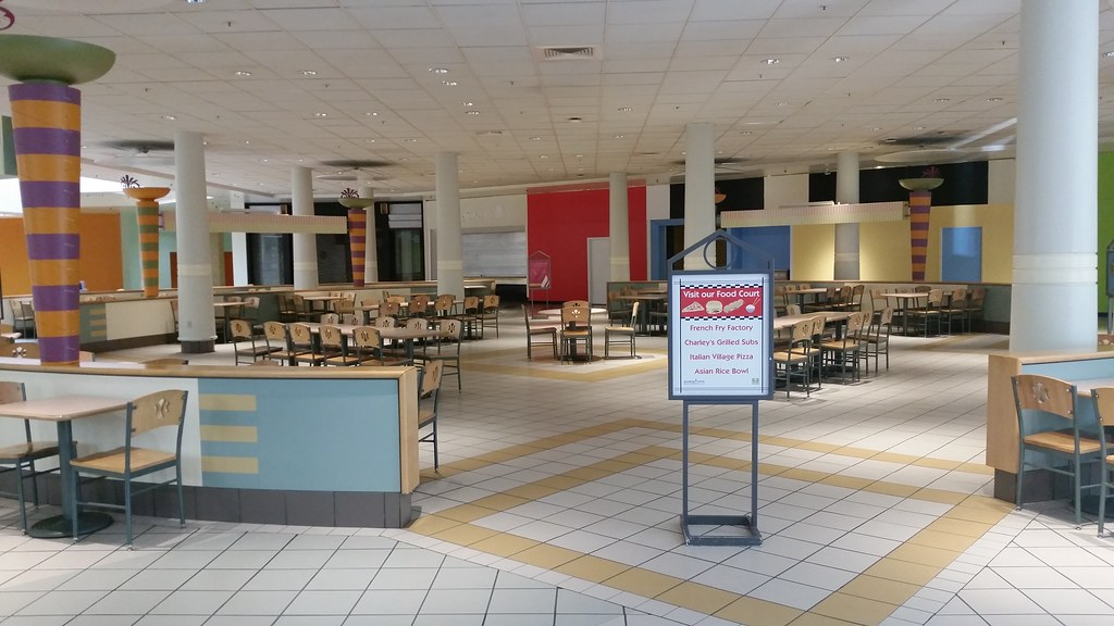 Century Iii Mall Food Court