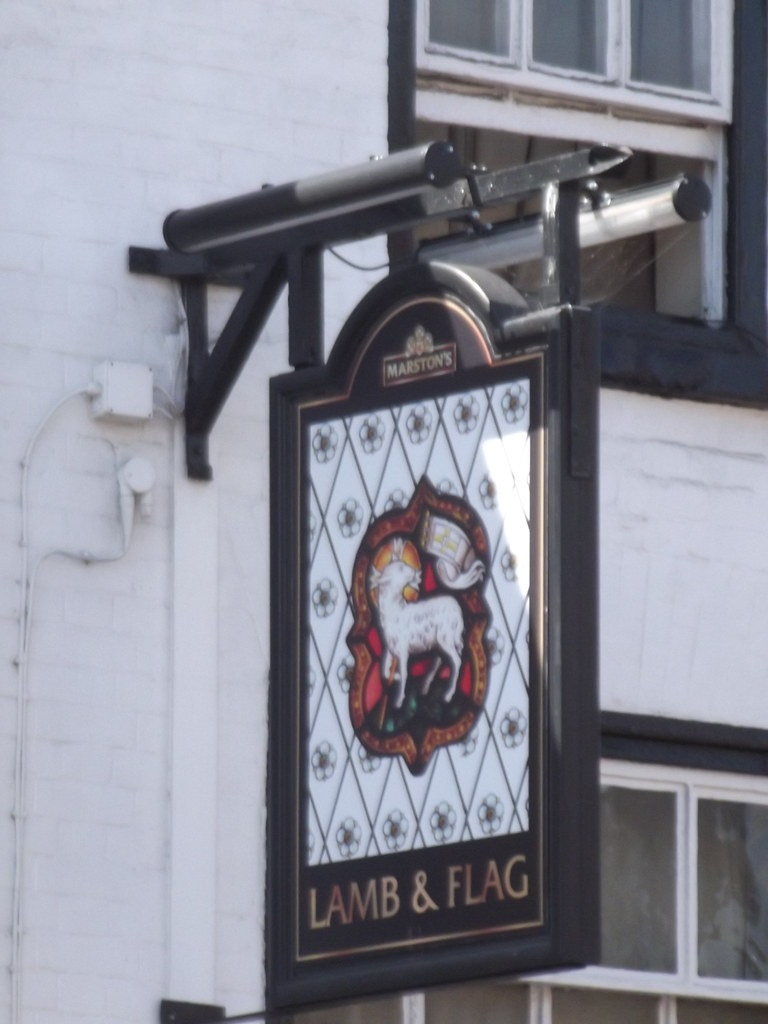 Lamb Amp Flag 30 The Tything Worcester Pub Sign Flickr